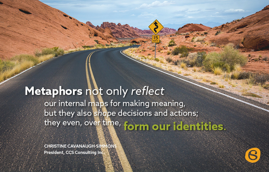 Metaphors form Identities